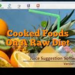 Cooked foods on a raw diet