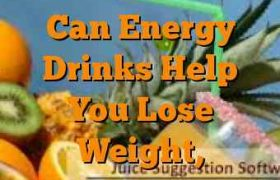 Can Energy Drinks Help You Lose Weight,